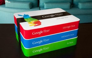 Google Fiber Boxes