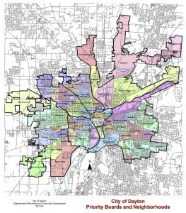 dayton neighborhoods